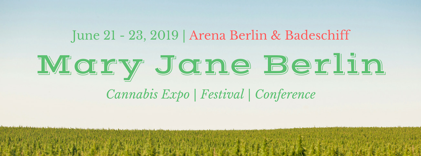 Mary Jane Berlin Hanfmesse Berlin