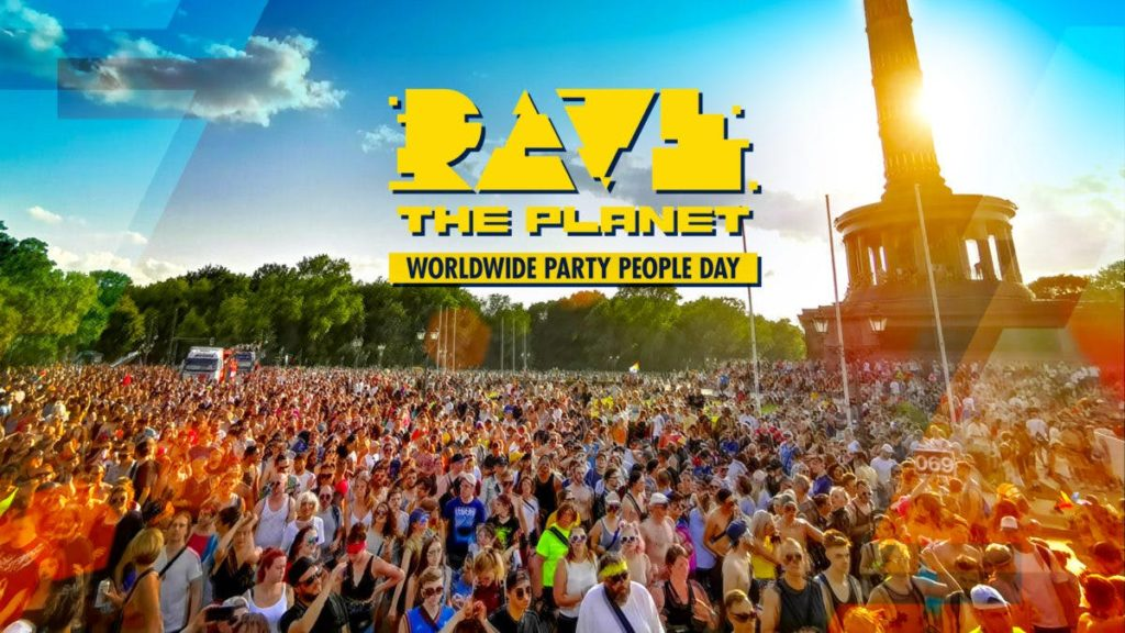 Rave the Planet Loveparade
